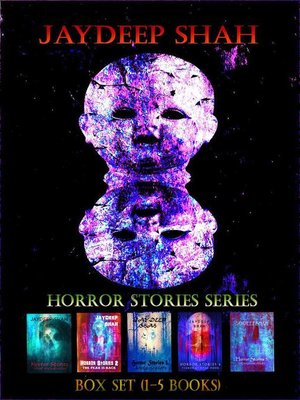 cover image of Horror Stories Series (Box Set--1-5 Books)