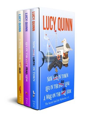 cover image of Secret Seal Isle Mysteries, Books 1-3