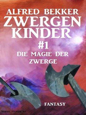 cover image of Die Magie der Zwerge