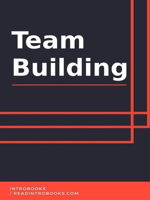cover image of Team Building