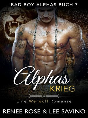 cover image of Alphas Krieg