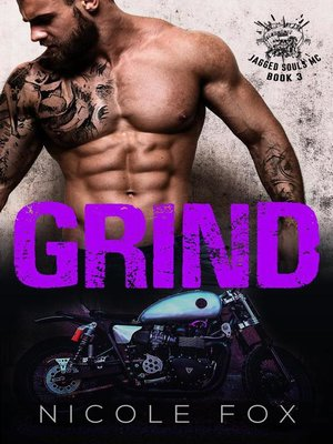 cover image of Grind (Book 3)