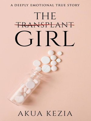 cover image of The Transplant Girl