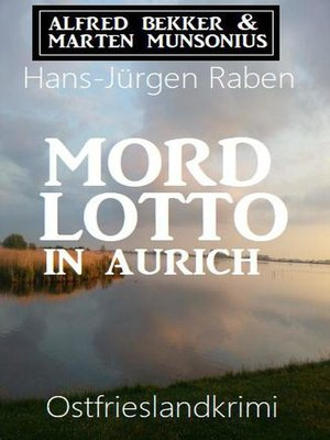 cover image of Mordlotto in Aurich