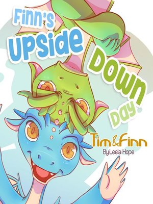 cover image of Finn's Upside Down Day
