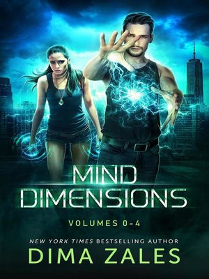 cover image of Mind Dimensions Omnibus