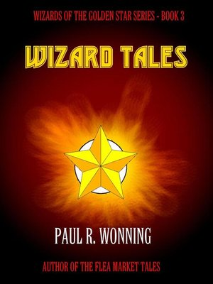 cover image of Wizard Tales