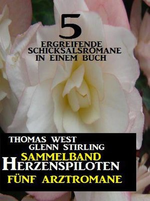 cover image of Herzenspiloten – Sammelband 5 Arztromane