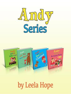 cover image of Andy's Series