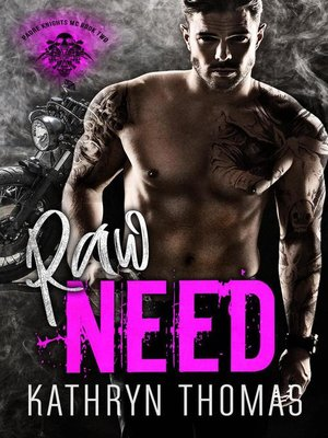cover image of Raw Need (Book 2)