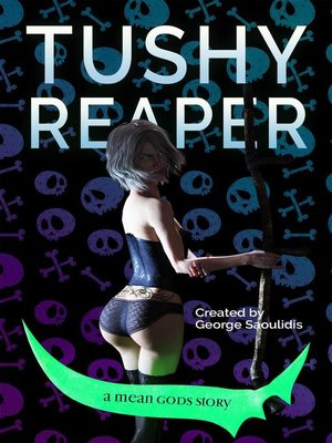 cover image of Tushy Reaper, #1