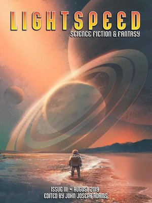 cover image of Lightspeed Magazine, Issue 111 (August 2019)