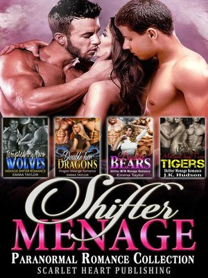 cover image of Shifter Menage