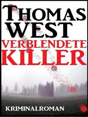 cover image of Verblendete Killer