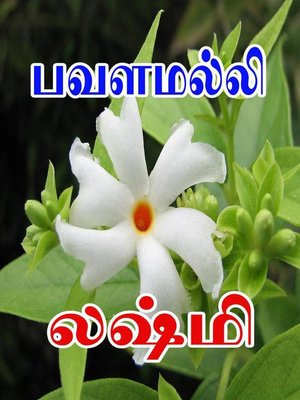cover image of பவளமல்லி