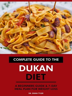 cover image of Complete Guide to the Dukan Diet