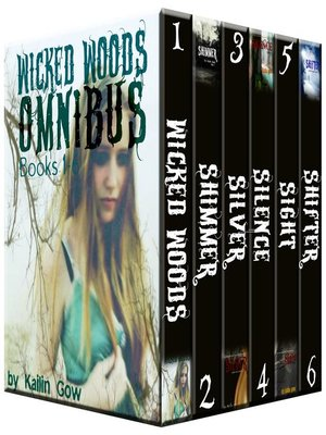 cover image of Wicked Woods Complete Box Set (Books 1--6)
