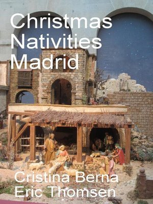 cover image of Christmas Nativities Madrid