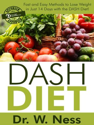 cover image of Dash Diet