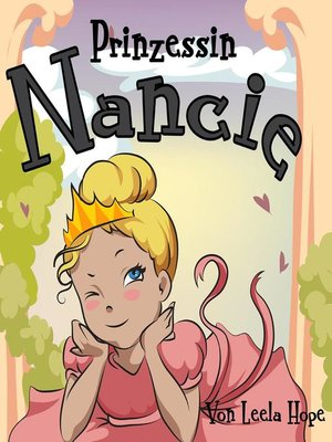 cover image of Prinzessin Nancie