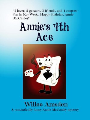 cover image of Annie's 4th Ace