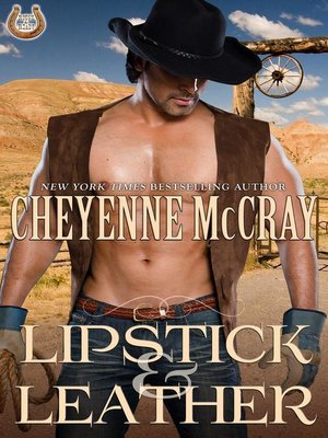 cover image of Lipstick and Leather