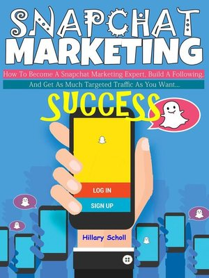 cover image of Snapchat Marketing Success