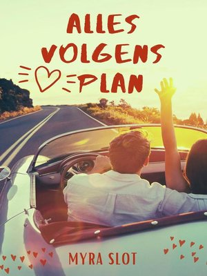 cover image of Alles volgens plan