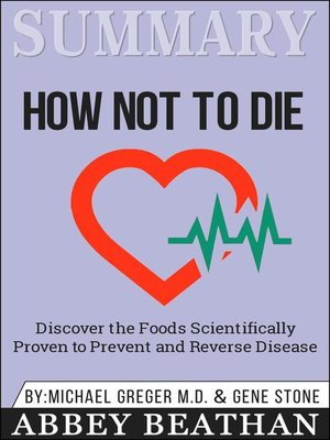 cover image of Summary of How Not to Die