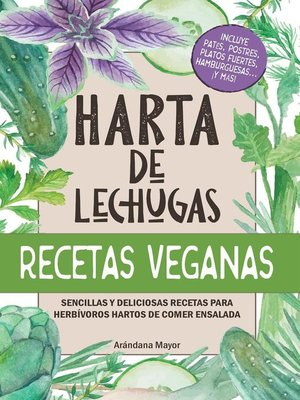 cover image of Harta de Lechugas