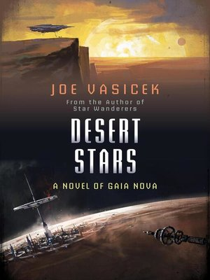 cover image of Desert Stars