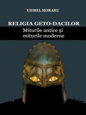cover image of Religia Geto-Dacilor