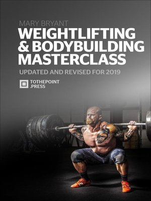 cover image of Weightlifting & Bodybuilding Masterclass