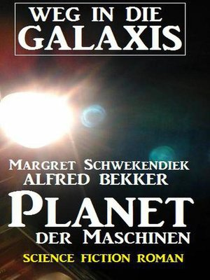 cover image of Planet der Maschinen