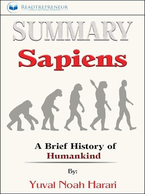 cover image of Summary of Sapiens