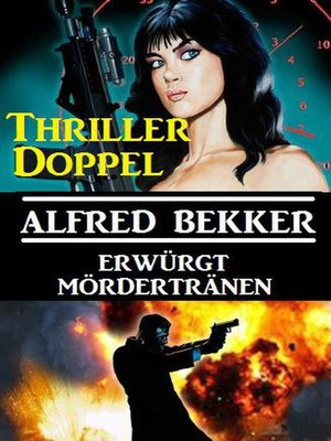 cover image of Thriller-Doppel