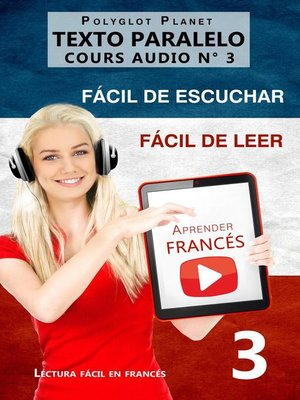 cover image of Aprender francés | Fácil de leer | Fácil de escuchar | Texto paralelo CURSO EN AUDIO n.º 3