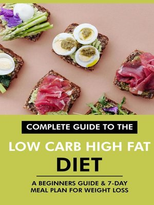 cover image of Complete Guide to the Low Carb High Fat Diet