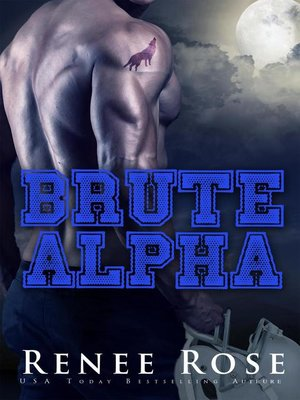 cover image of Brute Alpha