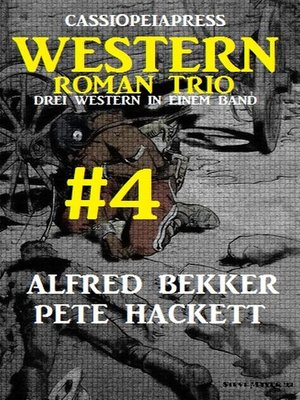 cover image of Cassiopeiapress Western Roman Trio #4
