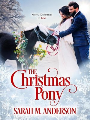 cover image of The Christmas Pony