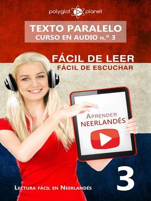cover image of Aprender neerlandés | Fácil de leer | Fácil de escuchar | Texto paralelo CURSO EN AUDIO n.º 3