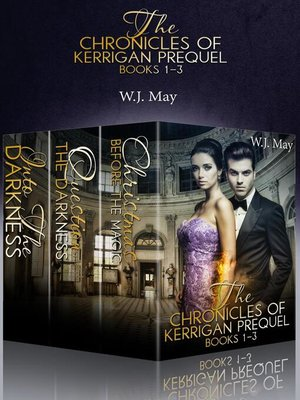 cover image of The Chronicles of Kerrigan Prequel Series Books #1-3