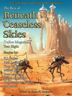 cover image of The Best of Beneath Ceaseless Skies Online Magazine, Year Eight