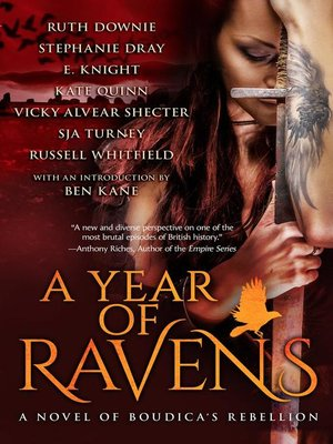cover image of A Year of Ravens