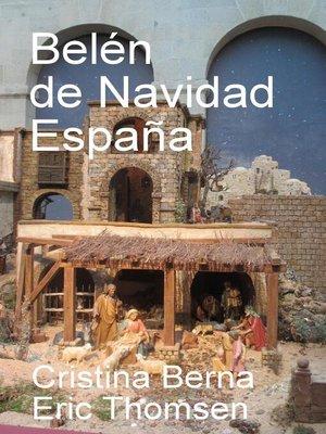 cover image of Belén de Navidad--España