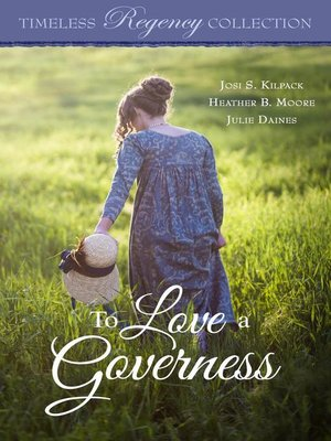 cover image of To Love a Governess
