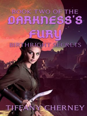 cover image of Darkness's Fury