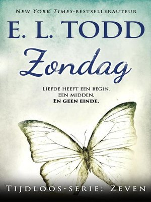cover image of Zondag