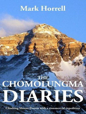 cover image of The Chomolungma Diaries